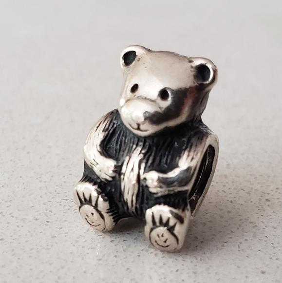Pandora Charm - Teddy Bear